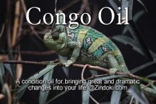 Congo Oil Recipe